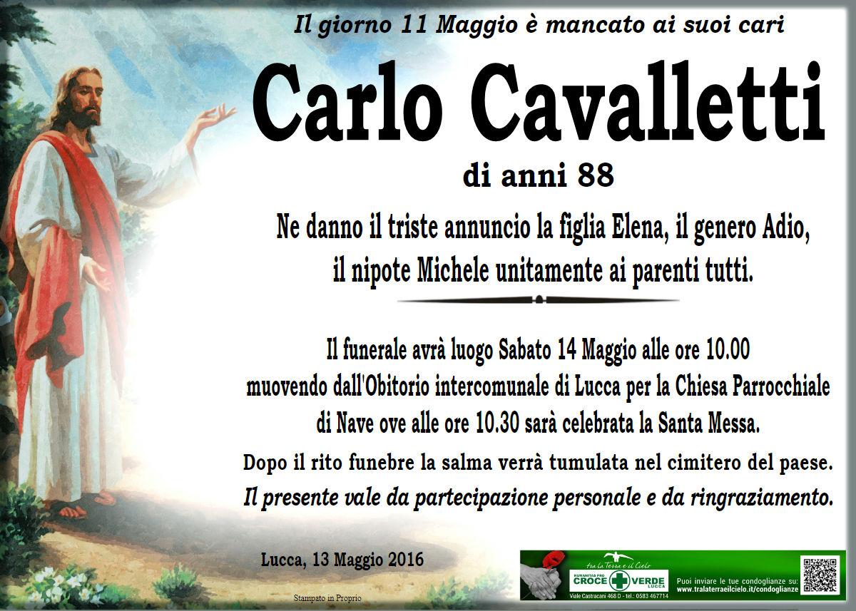 Cavalletti Carlo