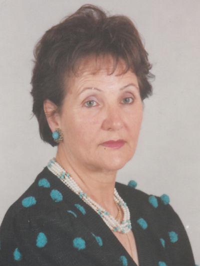 Maria Landucci ved. Bianchi