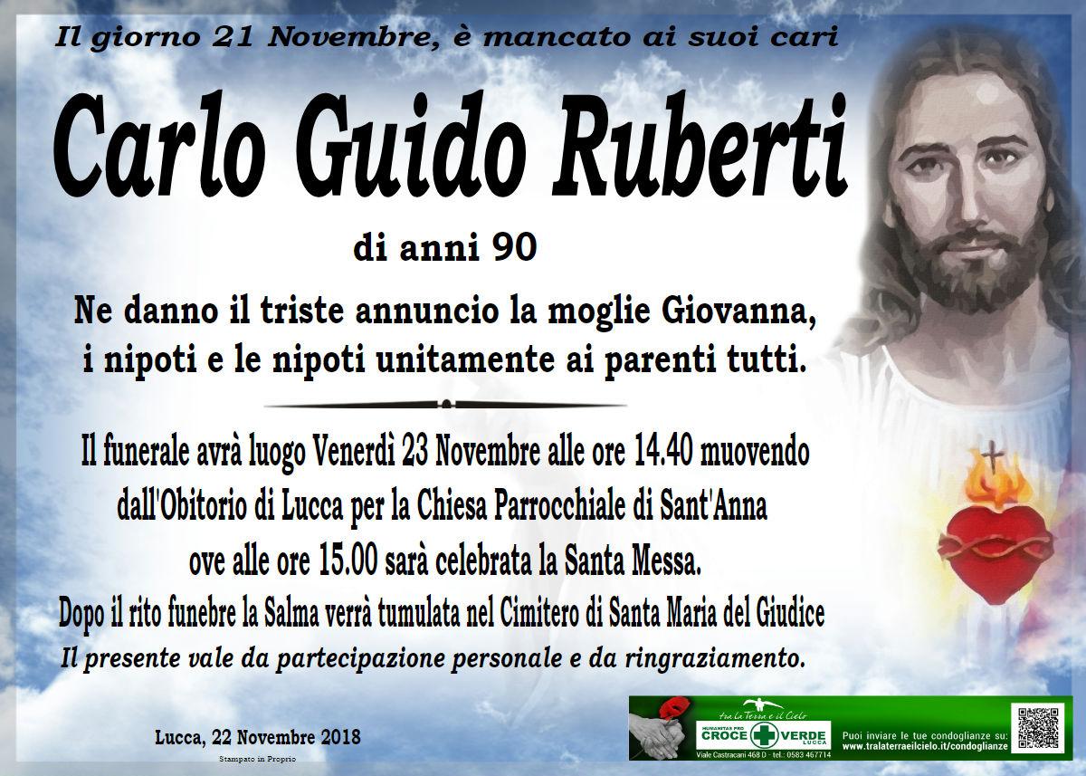 Carlo Guido Ruberti