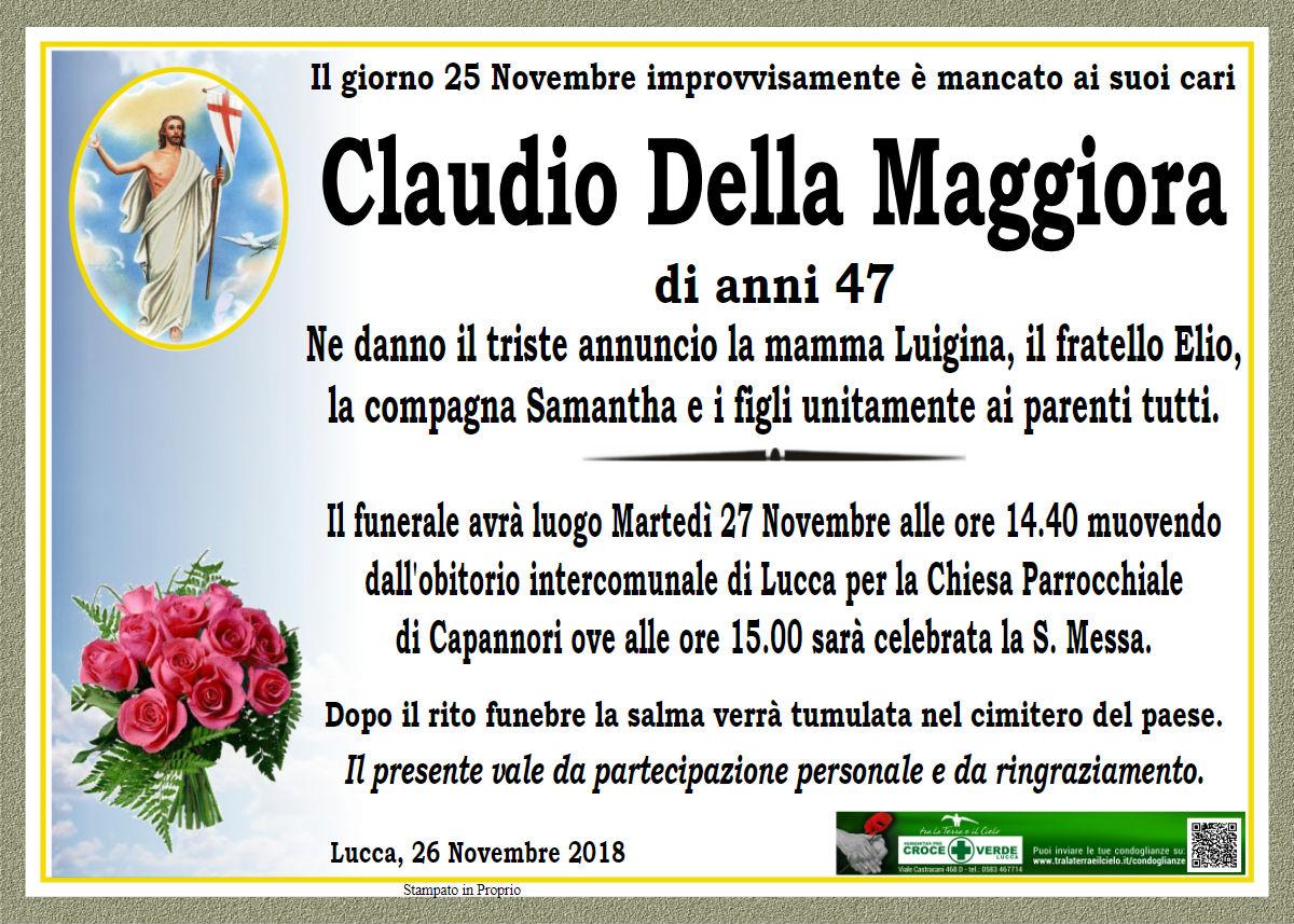 Claudio Della Maggiora