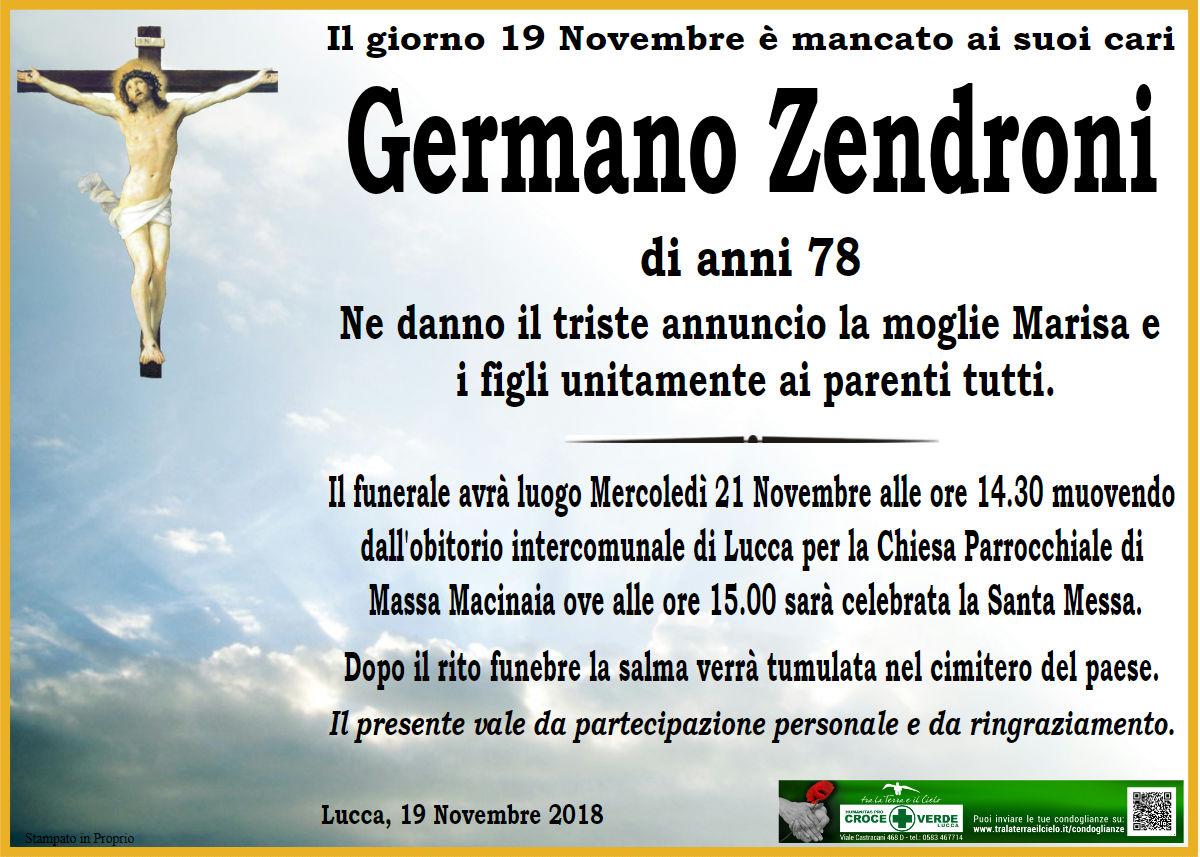 Germano Zendroni