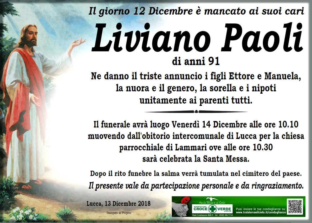 Liviano Paoli