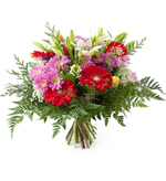 Bouquet Gerbere